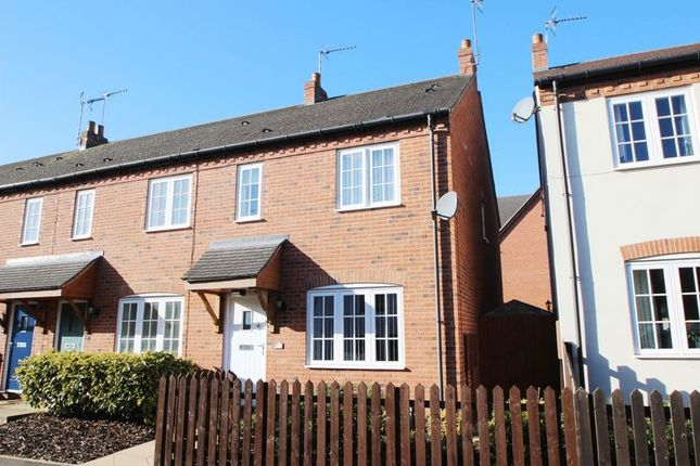 Thumbnail End terrace house for sale in Bleachfield Street, Alcester