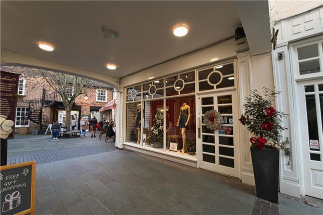 Thumbnail Retail premises for sale in 13 Reindeer Court, Worcester