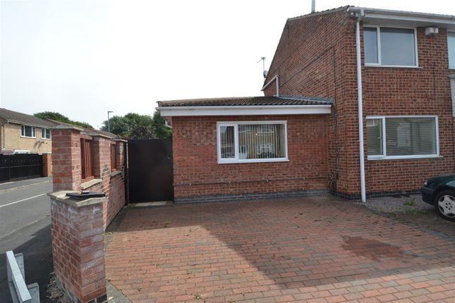 Thumbnail Property to rent in Braddon Road, Loughborough