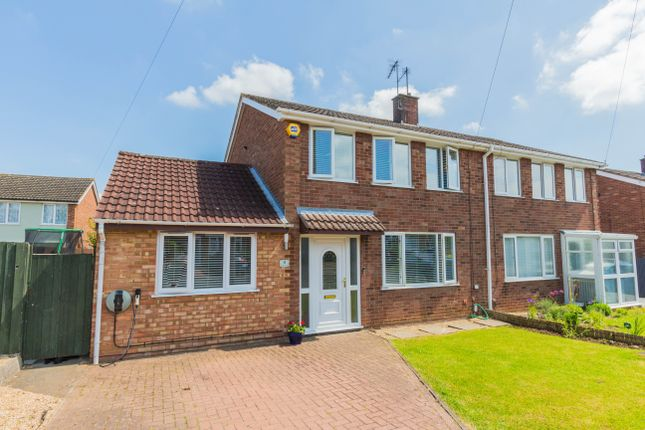 2 bed semi-detached house for sale in Fitzwilliam Road, Irthlingborough, Wellingborough NN9