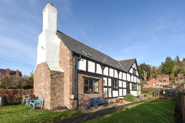 Thumbnail Semi-detached house for sale in Ewyas Harold, Hereford