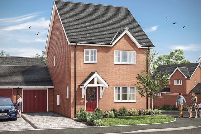 Thumbnail Detached house for sale in Church Street, Pensnett, Brierley Hill