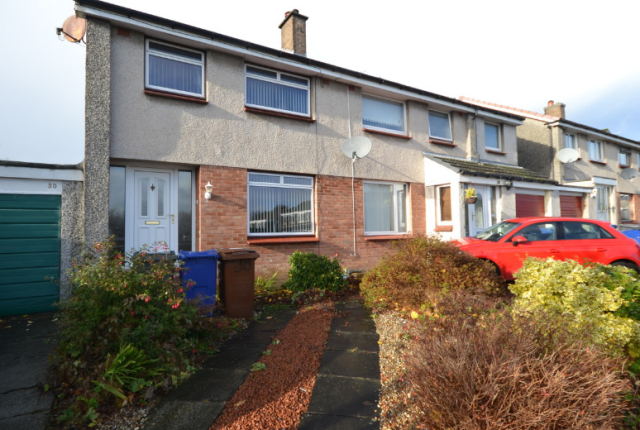 Thumbnail Semi-detached house to rent in Salamanca Crescent, Penicuik, Midlothian, 0Ln