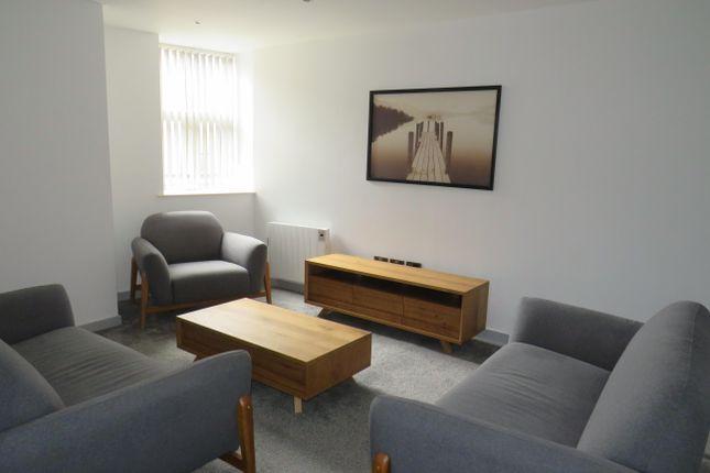 Living Room of St. Sepulchre Gate, Doncaster DN1