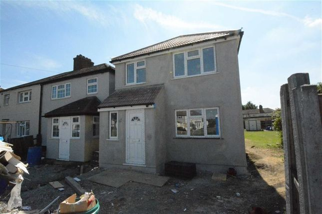 Thumbnail Detached house to rent in Feenan Highway, Tilbury, Essex