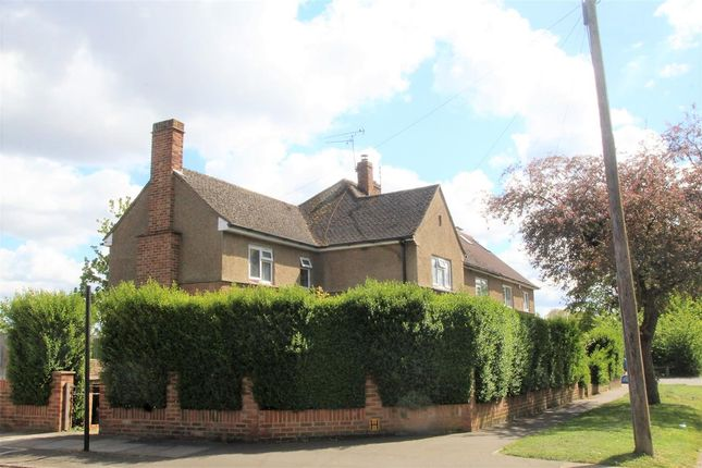Thumbnail End terrace house for sale in Bedfont Green Close, Feltham