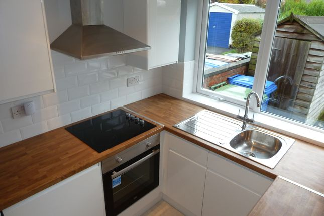 Thumbnail Terraced house to rent in Mount Pleasant, Hazel Grove, Stockport