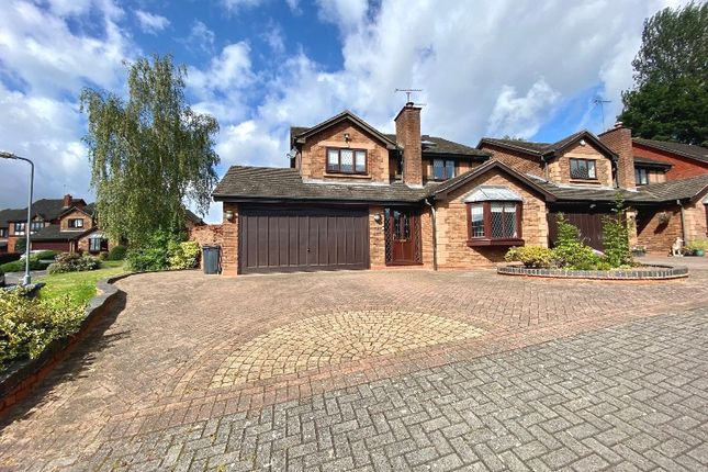 Thumbnail Detached house to rent in Shrubbery Close, Walmely, Sutton Coldfield