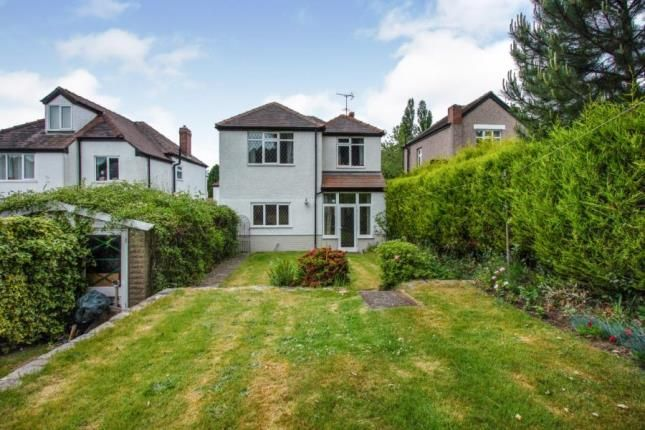Thumbnail Detached house for sale in Whirlow Grove, Sheffield, South Yorkshire