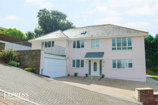 Thumbnail Detached house for sale in Allotment Gardens, Kingsbridge, Devon