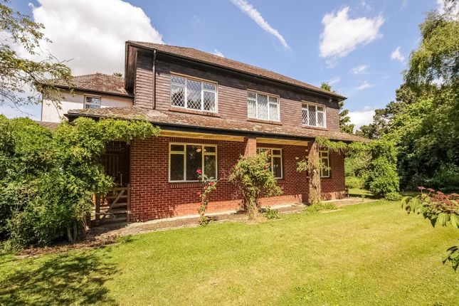 Thumbnail Detached house for sale in Higher Woodsford, Dorchester, Dorset