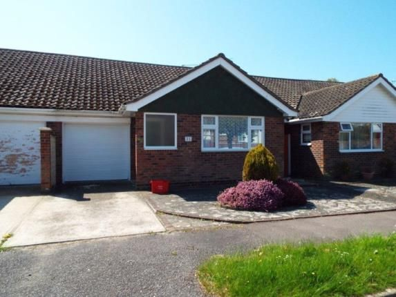Thumbnail Bungalow for sale in Turpins Close, Clacton-On-Sea