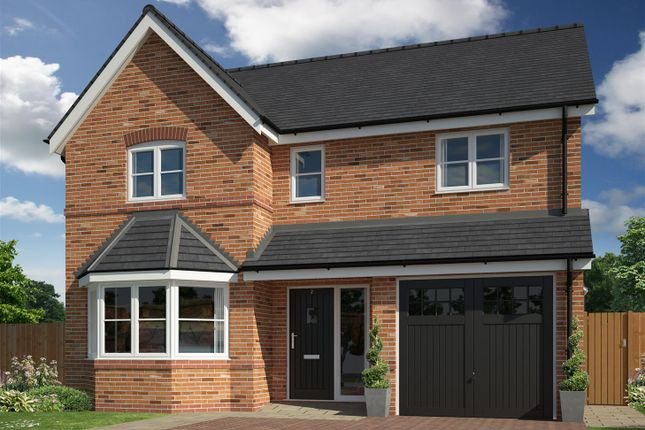Thumbnail Detached house for sale in Glenatina Gardens, New Road, Ash Green, Coventry