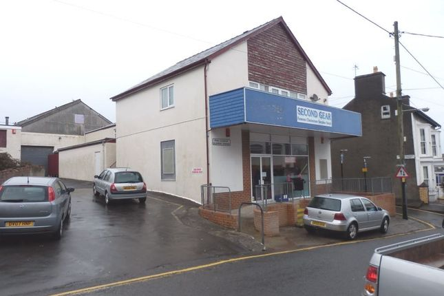 Thumbnail Commercial property for sale in Uplands Square, New Quay