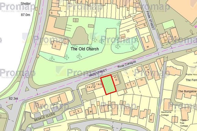 Thumbnail Land for sale in Main Street, Swallownest, Sheffield