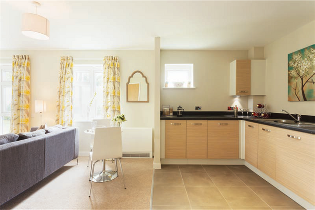 Thumbnail Flat for sale in Wilkey Way, St Marys Island, Chatham, Kent