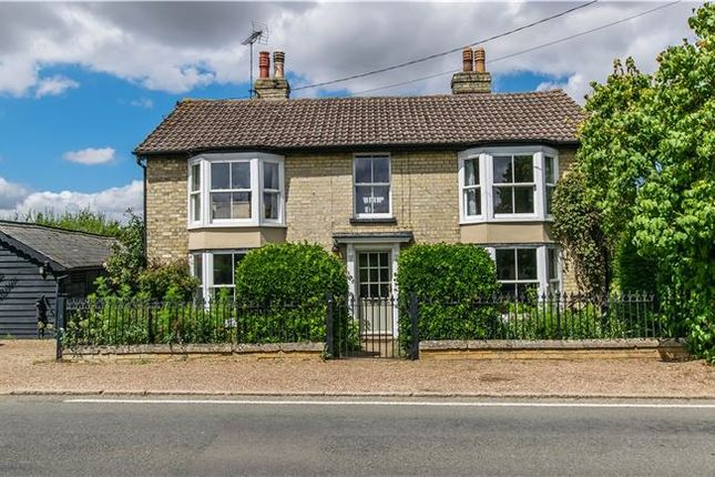3 bed detached house for sale in Wicken Road, Clavering, Saffron Walden, Essex