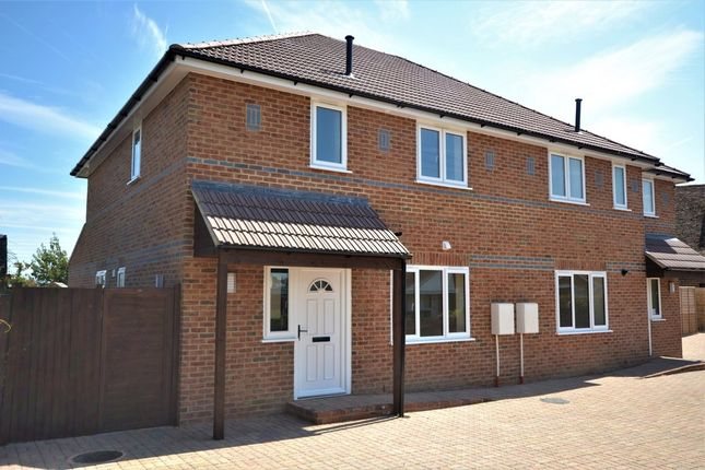 Thumbnail Semi-detached house to rent in St. Marys Road, New Romney