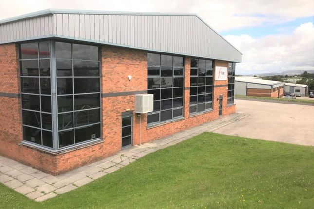 Thumbnail Industrial to let in Thwaites Close, Shadsworth Business Park, Blackburn