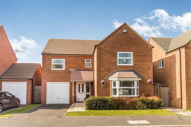 Thumbnail Detached house to rent in Priors Grove Close, Chase Meadow Square, Warwick