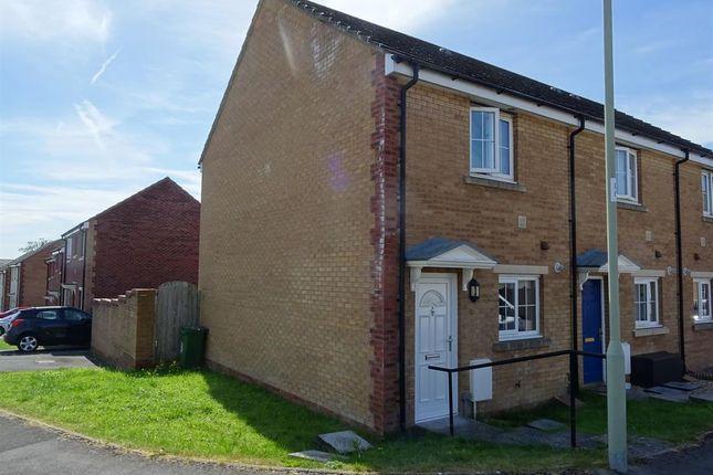Thumbnail Semi-detached house to rent in Clos Y Cudyll Coch, Bridgend