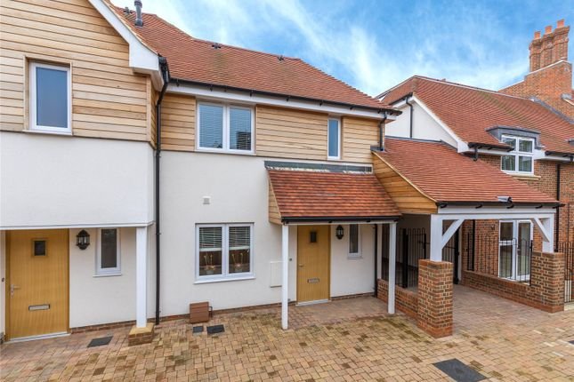 Thumbnail End terrace house for sale in South Park Drive, Gerrards Cross, Buckinghamshire