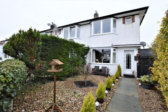 2 bed terraced house for sale in 39 Blythswood Crescent, Largs KA30