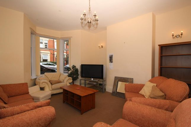 Thumbnail Terraced house to rent in Sunbury Avenue, Jesmond, Newcastle Upon Tyne