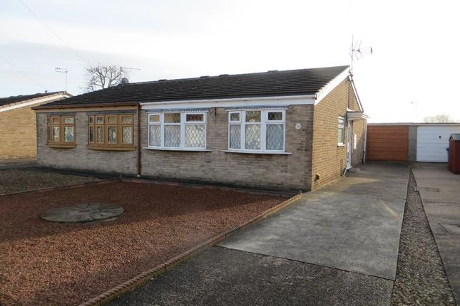 Thumbnail Semi-detached house for sale in Dornoch Drive, James Reckitt Avenue, Hull