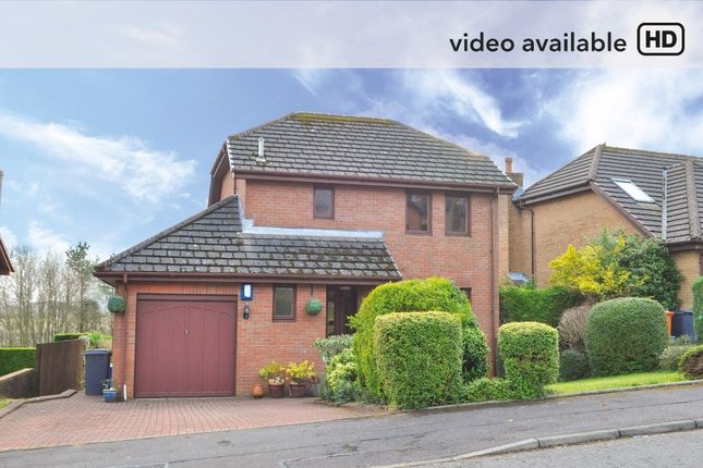 Thumbnail Detached house for sale in Abercrombie Drive, Bearsden, Glasgow