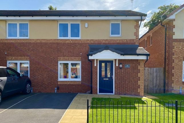 Thumbnail Semi-detached house for sale in Broad Lane, Norris Green, Liverpool