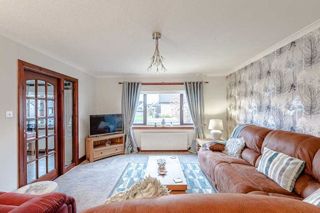Lounge of North Green Drive, Airth, Falkirk FK2