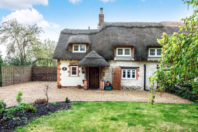 Thumbnail Semi-detached house for sale in Uffington, Faringdon