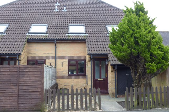2 bed end terrace house to rent in Honeyfields, Gillingham SP8