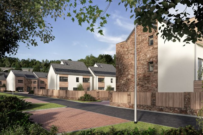 Thumbnail Semi-detached house for sale in The Birch, Stowford Mill, Ivybridge