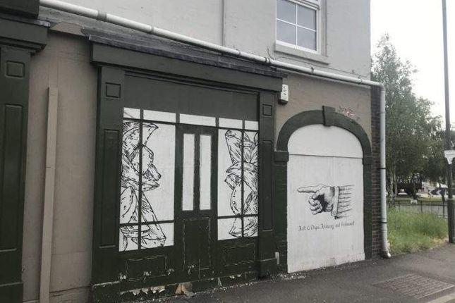 Thumbnail Retail premises to let in 182 Bath Street, Bath Street, Ilkeston, Derbyshire