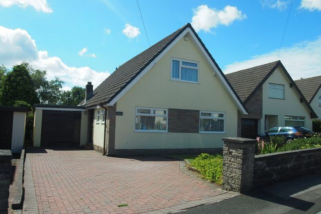 Thumbnail Detached bungalow for sale in Warren Close, Slyne, Lancaster