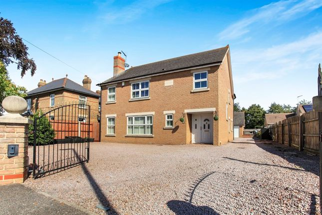 Thumbnail Detached house for sale in Wisbech Road, March