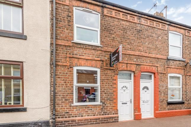 Terraced house for sale in Clifton Street, Warrington, Cheshire
