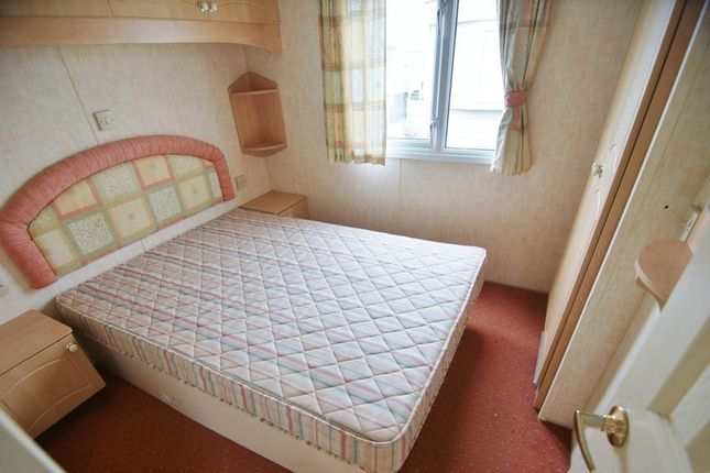 Bedroom 1 of Ocean Edge Holiday Park, Heysham LA3