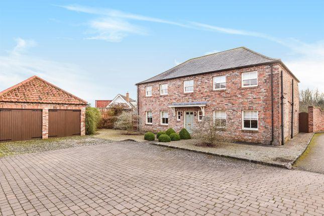 Thumbnail Detached house to rent in South Back Lane, Stillington, York