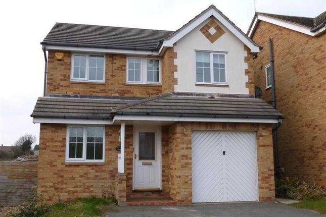 Thumbnail Detached house to rent in Holly Bank Close, Pleasley, Mansfield