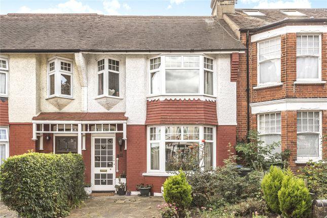 Thumbnail Terraced house for sale in Oaktree Avenue, Palmers Green, London