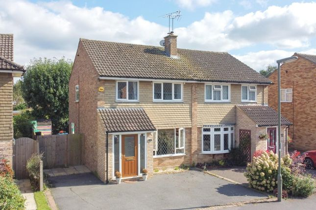 Semi-detached house for sale in Gloucester Road, Bagshot