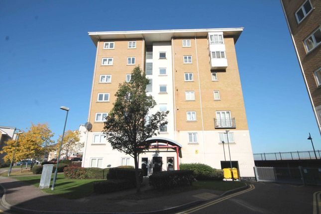 Thumbnail Flat for sale in Chichester Wharf, Erith