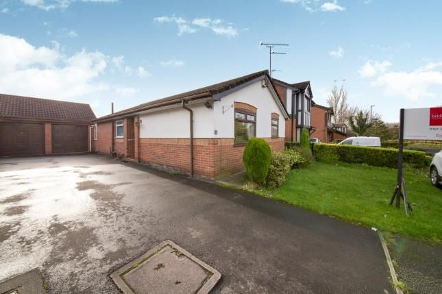 Thumbnail Bungalow for sale in Tern Close, Dukinfield, Greater Manchester, United Kingdom