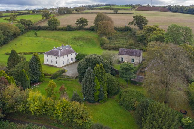 11 bed detached house for sale in Llechryd, Cardigan SA43