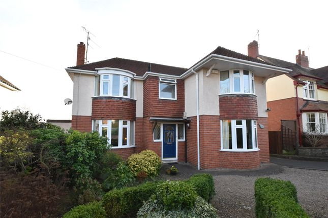 Thumbnail Detached house for sale in Beech Avenue, Worcester, Worcestershire