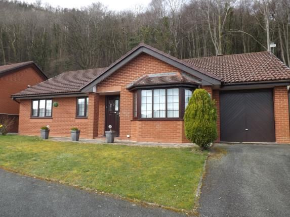 Thumbnail Bungalow for sale in Lon Dderwen, Abergele, Conwy, North Wales