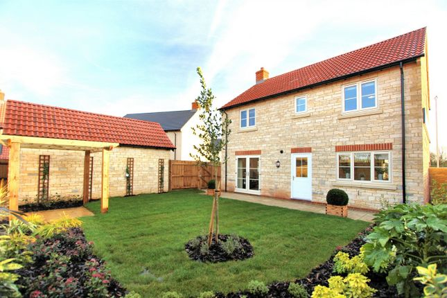 Thumbnail Detached house for sale in Cotswold Homes, Florence Gardens, Chipping Sodbury, South Glos